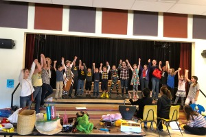 Meeker Arts & Cultural Council present James and the Giant Peach