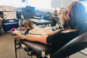 Red Cross Halloween Blood Drive Great Success