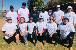 Scared Hitless Softball Charity Tournament Success
